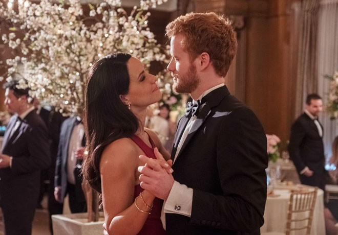 Lifetime Latinoamerica - Harry and Meghan - Un Amor Real 1