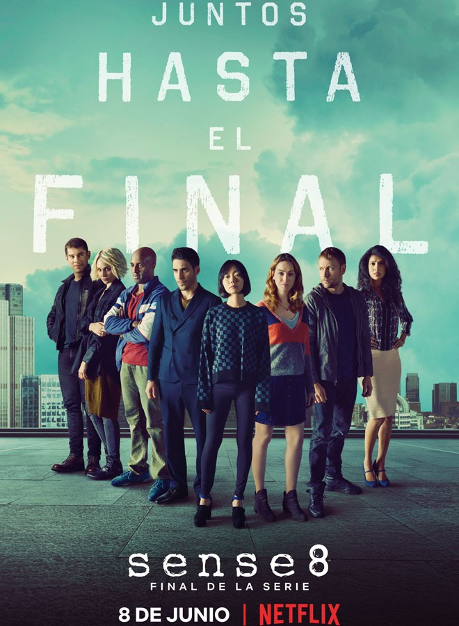 Netflix - Sense8 - Episodio Final
