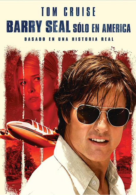 SBP Worldwide - Transeuropa - Barry Seal - Solo en America - American Made