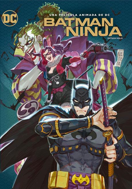 SBP Worldwide - Transeuropa - Batman Ninja