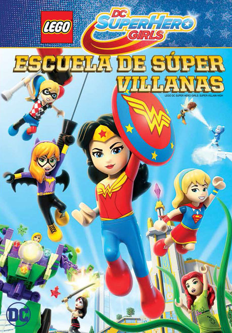 SBP Worldwide - Transeuropa - Lego DC Escuela de Super Villanas - Super Hero Girls Super - Villain High