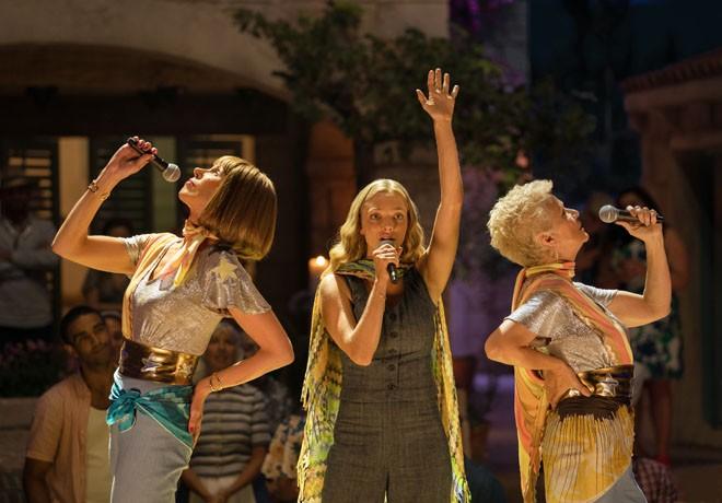 Universal Pictures - UIP - Mamma Mia - Vamos Otra Vez 1