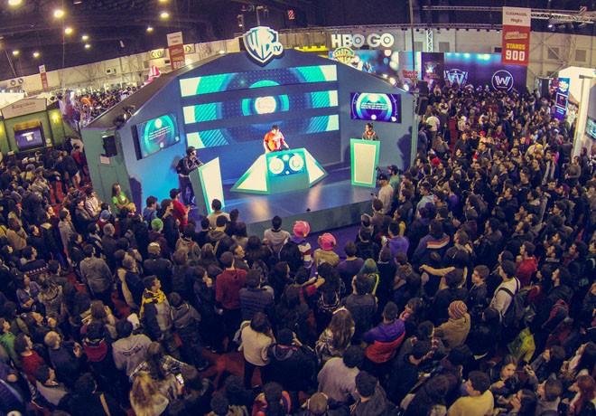 Warner Channel - Argentina Comic-Con