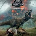 Afiche - Jurassic Worl - El Reino Caido