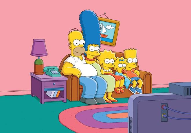 Canal Fox - Los Simpson - Springfield 2018