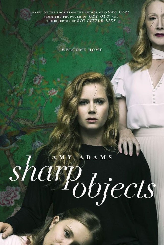 HBO - Sharp Objects - Poster