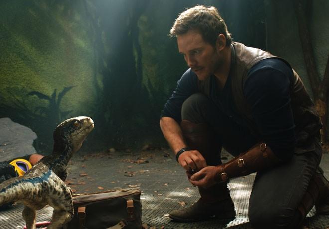 Jurassic World - El Reino Caido