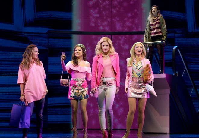 Premios Tony - Mean Girls - The Musical