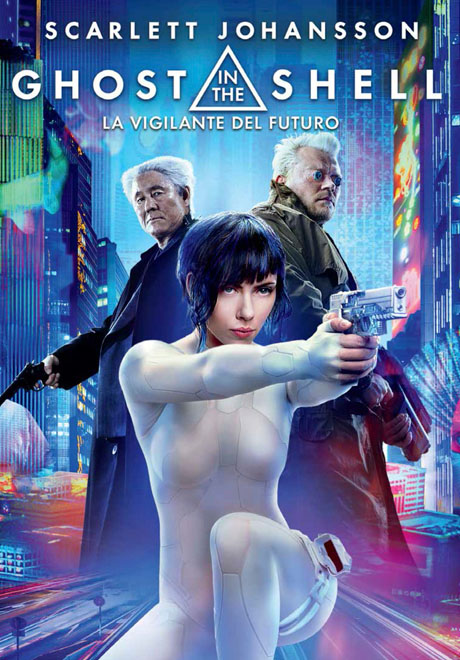 SBP Worldwide - Transeuropa - Ghost in the Shell - La Vigilante del Futuro