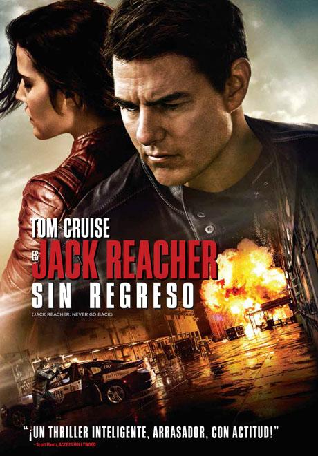 SBP Worldwide - Transeuropa - Jack Reacher Sin Regreso - Never Go Back