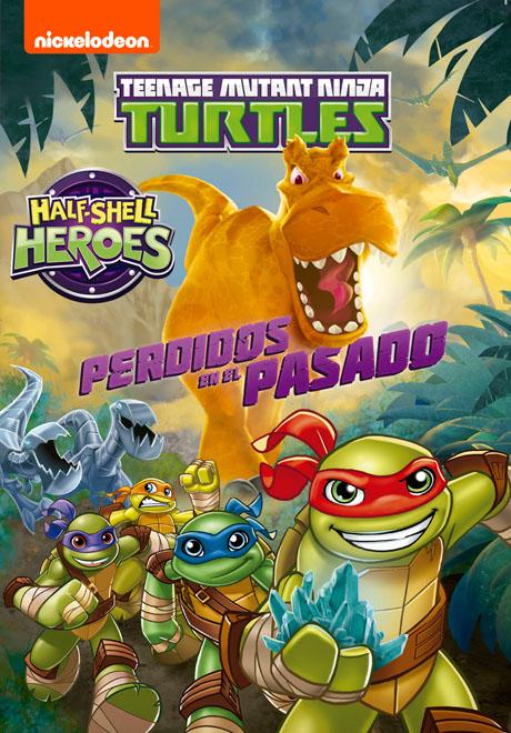 SBP Worldwide Transeuropa - Las Tortugas Ninja - Perdidos en el Espacio