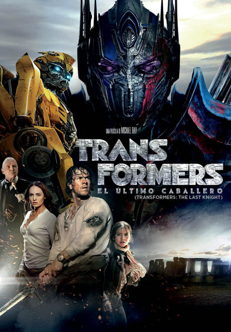 SBP Worldwide - Transeuropa - Transformers El Ultimo Caballero - The Last Knight