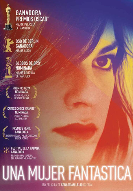SBP Worldwide - Transeuropa - Una Mujer Fantastica - A Fantastic Woman
