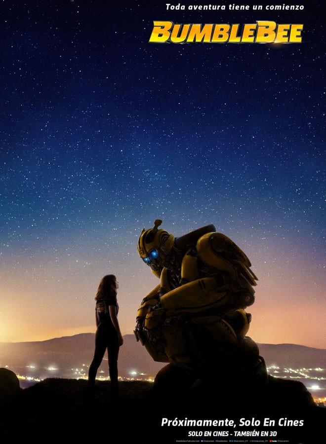 UIP - Afiche - Bumblebee