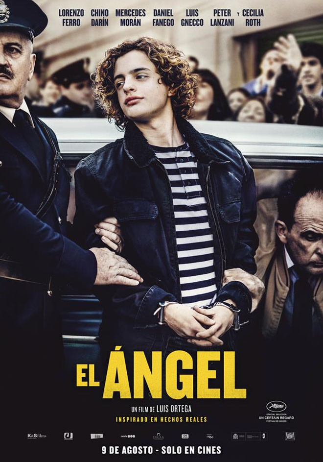 20th Century Fox - El Angel Poster