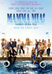 Afiche - Mamma Mia Vamos otra Vez