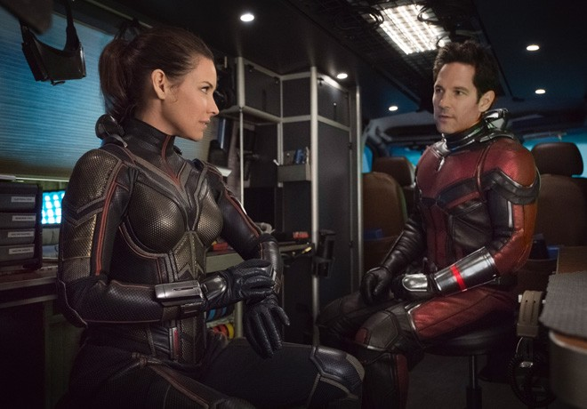 Ant-Man and The Wasp 8