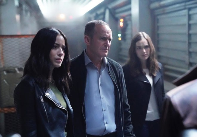 Canal Sony - Marvels Agents of Shield - Temporada 5