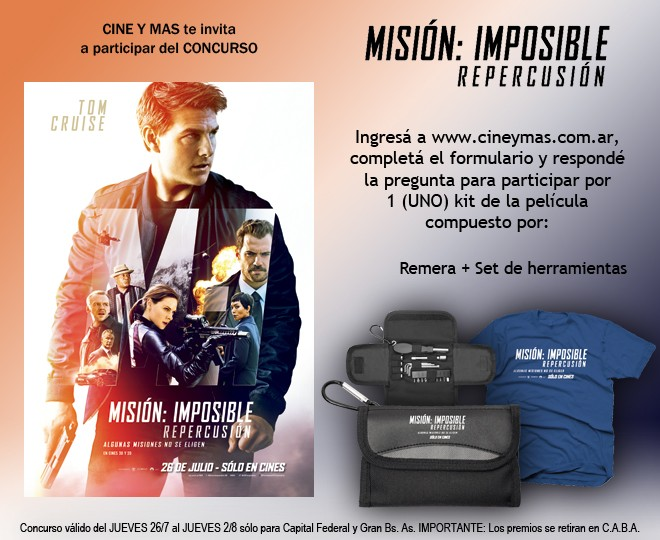 Concurso Misión Imposible - Repercusión