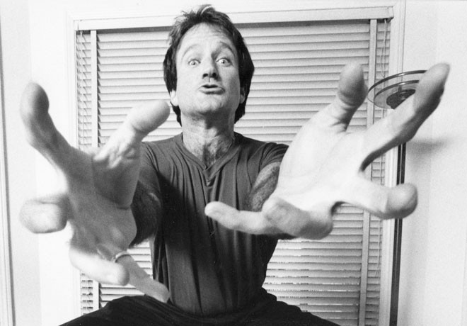 HBO - Robin Williams - Come Inside my Mind