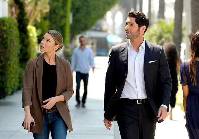 Universal Channel - Lucifer - They Are Back Arent They