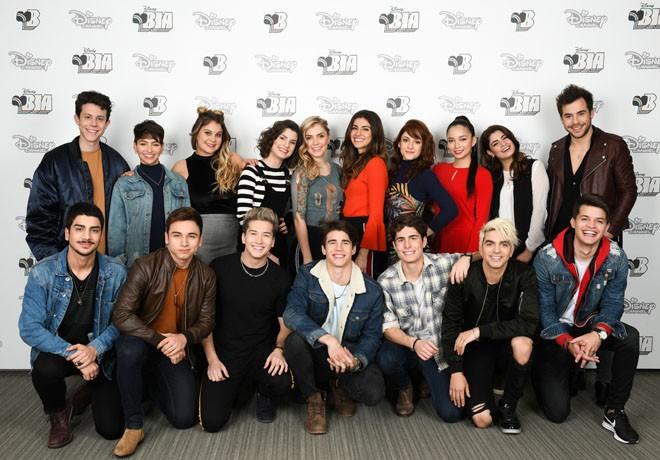 Disney Channel Latin America - BIA