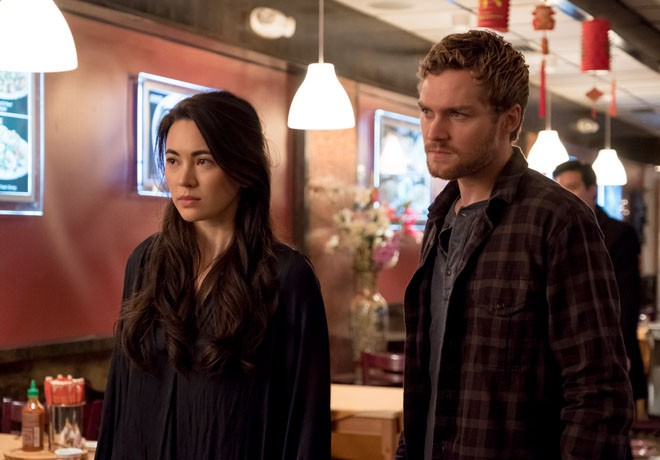 Netflix - Marvel - Iron Fist - Temporada 2 1