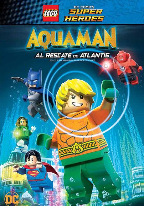 SBP Worldwide - Transeuropa - LEGO DC Super Heroes Aquaman - Al Rescate de Atlantis