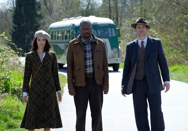 Universal Channel - Timeless - Temporada 1 1