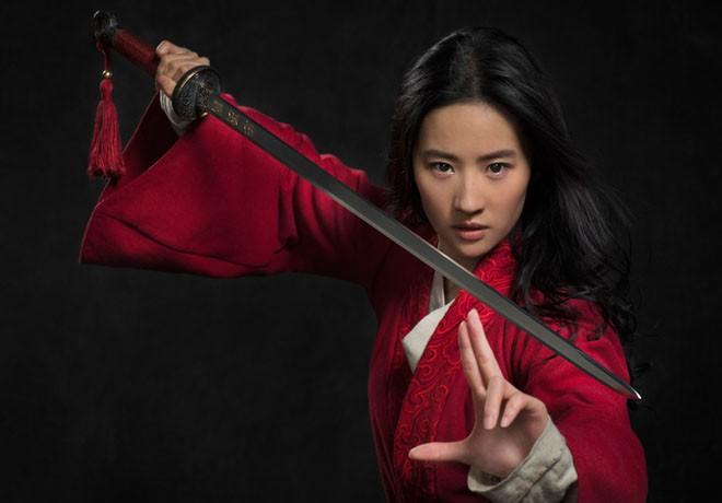 Walt Disney Studios Motion Pictures - Mulan - Yifei Liu