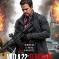 Afiche - Milla 22 - El Escape