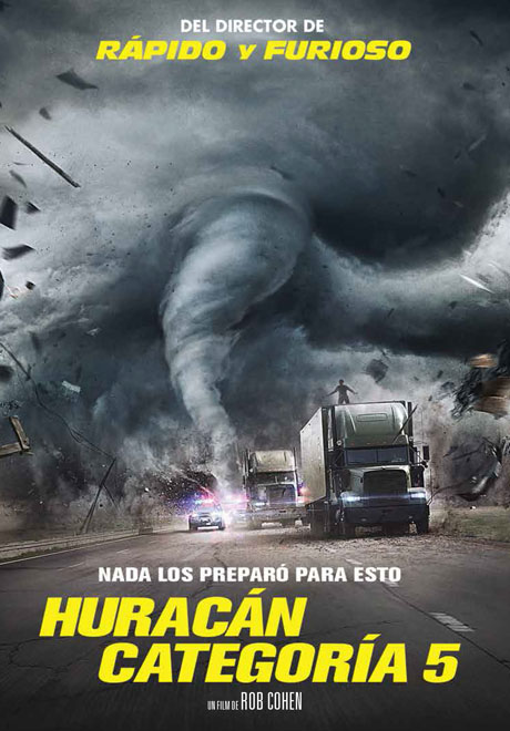 SBP Worldwide - Transeuropa - Huracan Categoria 5 - The Hurricane Heist