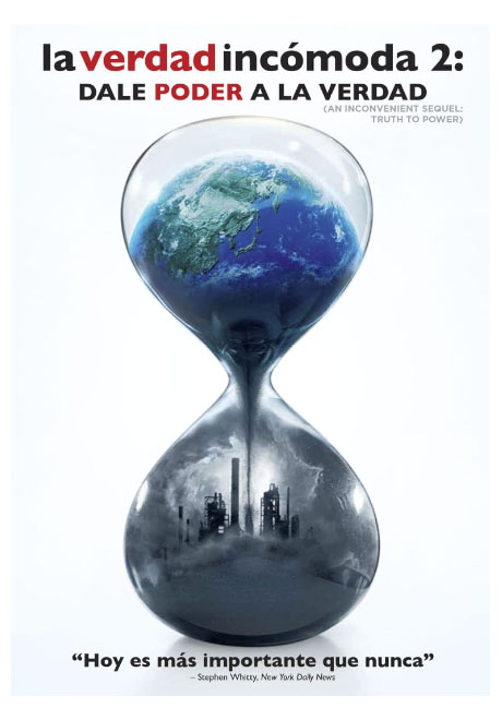 SBP Worldwide - Transeuropa - La Verdad Incomoda 2 - Dale Poder a la Verdad - An Inconvenient Sequel - Truth to Power