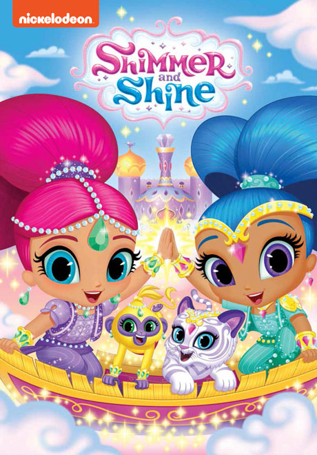 SBP Worldwide - Transeuropa - Shimmer and Shine - Una Divina Amistad