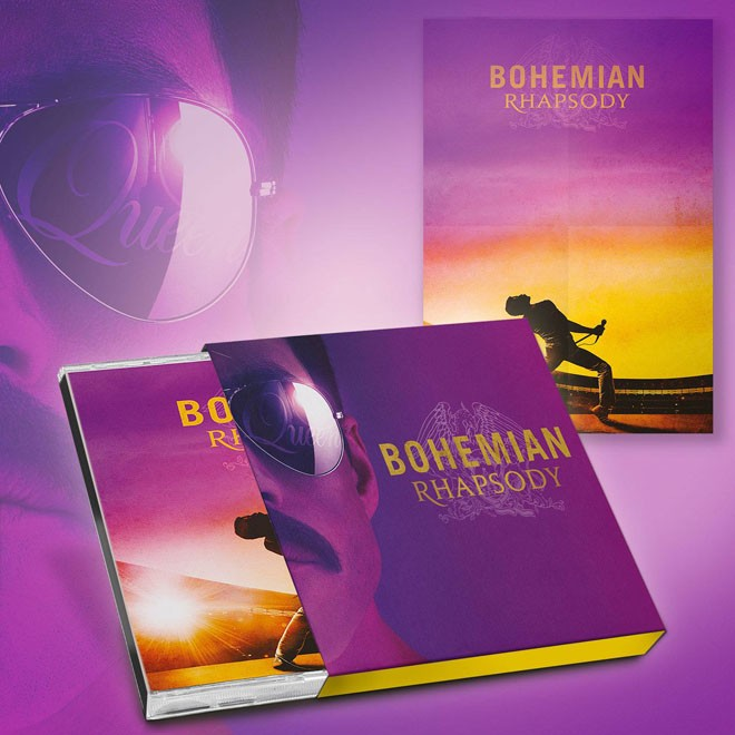 Virgin EMI - Universal - Bohemian Rhapsody - Soundtrack 2