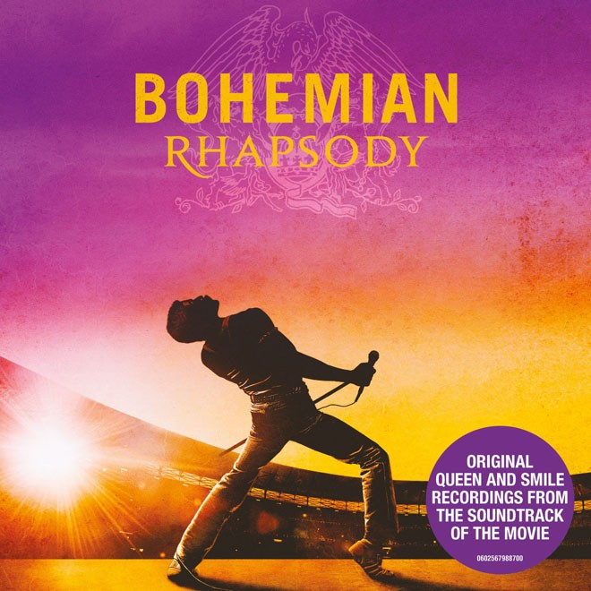Virgin EMI - Universal - Bohemian Rhapsody - Soundtrack