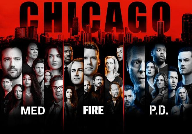 Universal TV - One Chicago