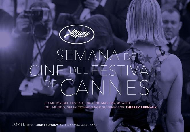 Ventana Sur - Semana de Cine del Festival de Cannes en Argentina - Arte