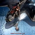 Afiche - Como entrenar a tu dragon 3