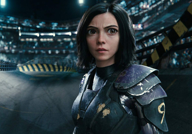 Battle Angel: La última guerrera (Alita: Battle Angel)