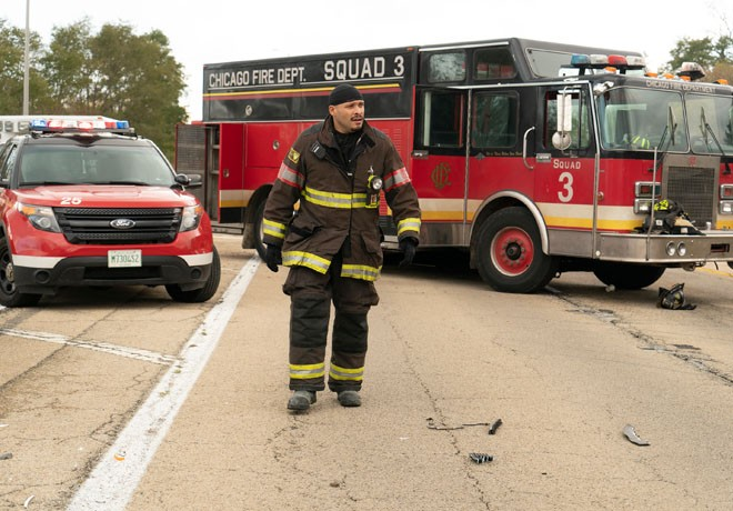 Universal TV - Chicago Fire Temp 7 - Joe Minoso - Entrevista 2