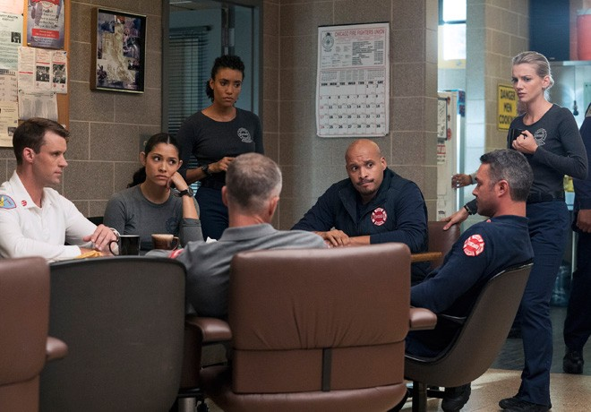 Universal TV - Chicago Fire Temp 7 - Joe Minoso - Entrevista 3