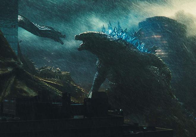 Godzilla II - El rey de los monstruos