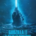 Afiche - Godzilla 2
