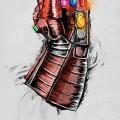 Afiche - Avengers Endgame - Edicion Extendida