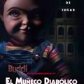 Afiche - El Muneco Diabolico