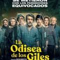Afiche - La Odisea de los Giles