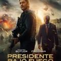 Afiche - Presidente bajo Fuego