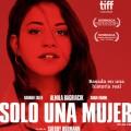 Afiche - Solo una Mujer