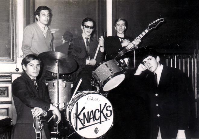 Los Knacks - Dejame en el Pasado